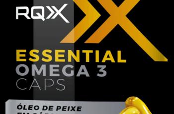 RQX Essential Ômega 3 – Beneficios e Como Tomar →【VEJA!】
